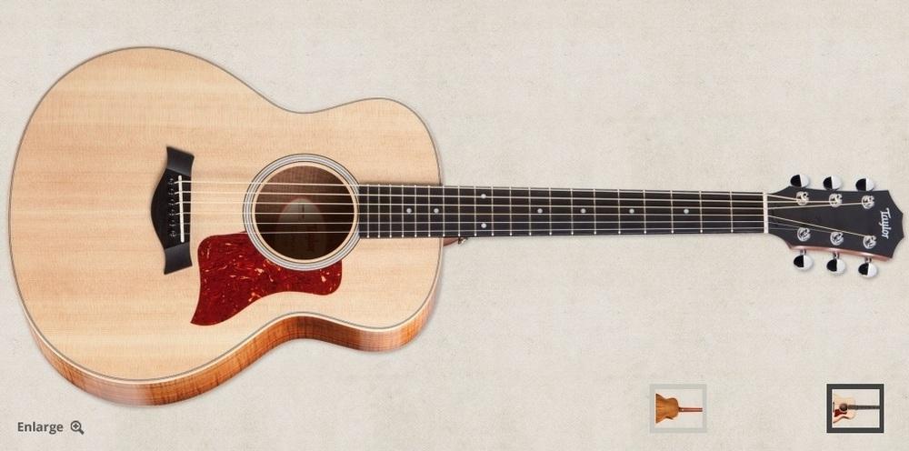 Taylor Guitars San Diego : taylor gs mini blackwood guitar tasmanian blackwood growers cooperative ~ Vivirlamusica.com Haus und Dekorationen
