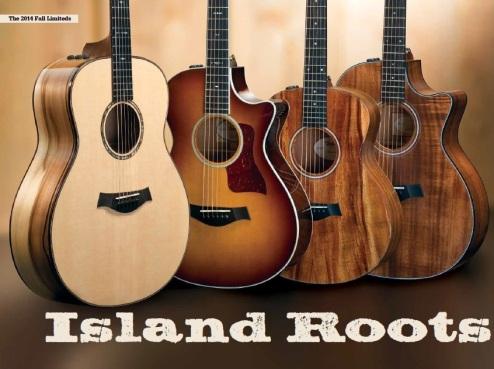 Island Roots