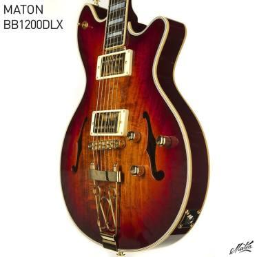 Maton BB1200DLX